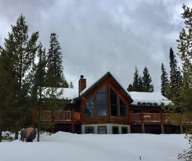 169 Silverado, Big Sky, MT 59716 (MLS #314210) :: Black Diamond Montana | Berkshire Hathaway Home Services Montana Properties