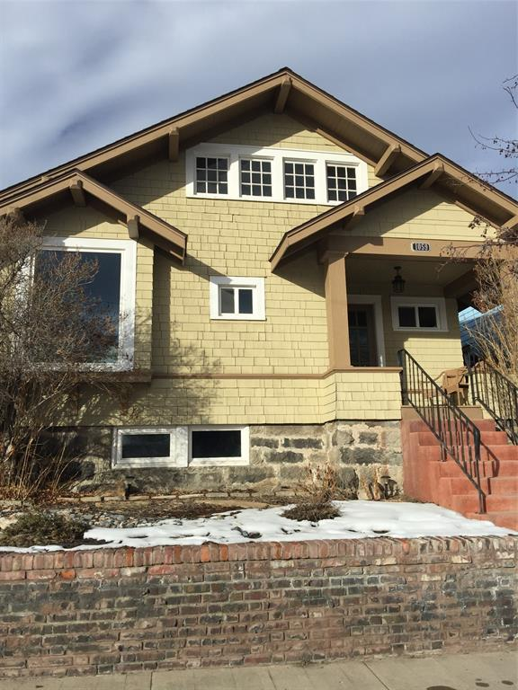 1059 W Mercury, Butte, MT 59701 (MLS #314556) :: Black Diamond Montana | Berkshire Hathaway Home Services Montana Properties