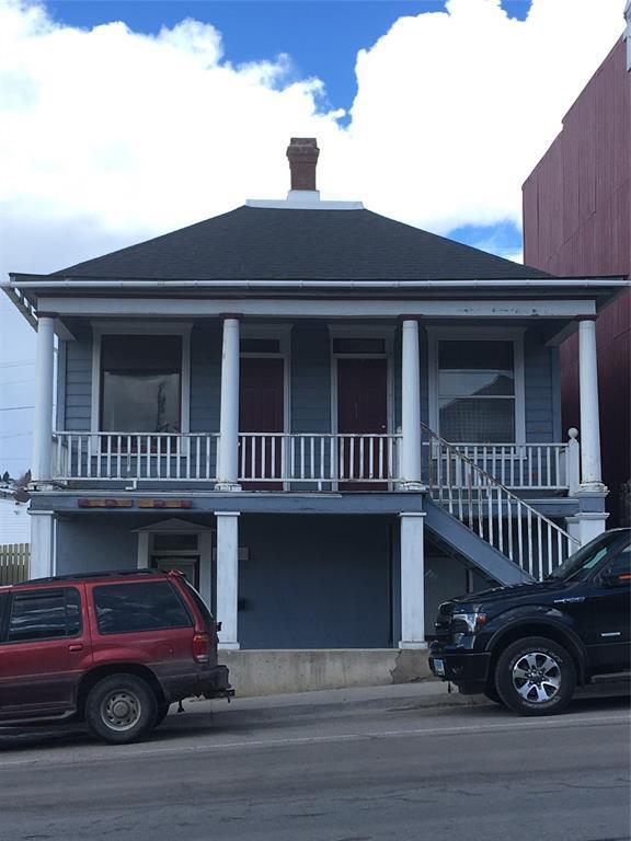 533 W Park, Butte, MT 59701 (MLS #317179) :: Black Diamond Montana | Berkshire Hathaway Home Services Montana Properties