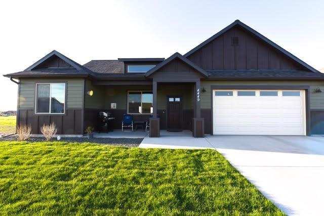 4449 Ethan Way, Bozeman, MT 59718 (MLS #319416) :: Black Diamond Montana | Berkshire Hathaway Home Services Montana Properties