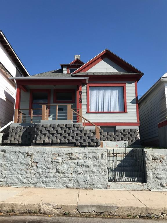 919 W Woolman, Butte, MT 59701 (MLS #326517) :: Black Diamond Montana