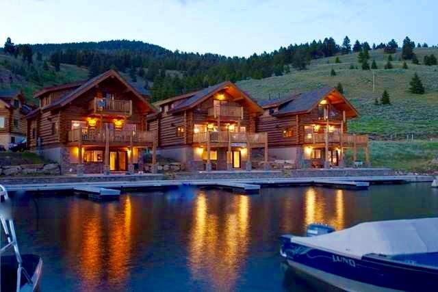 60 Lake Shore Drive, West Yellowstone, MT 59758 (MLS #328643) :: Black Diamond Montana