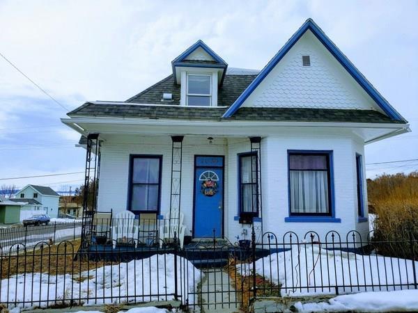 1039 Iowa, Butte, MT 59701 (MLS #331033) :: Black Diamond Montana