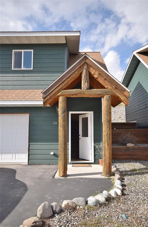 111 Gravel Hollow Drive, Gallatin Gateway, MT 59730 (MLS #332147) :: Hart Real Estate Solutions