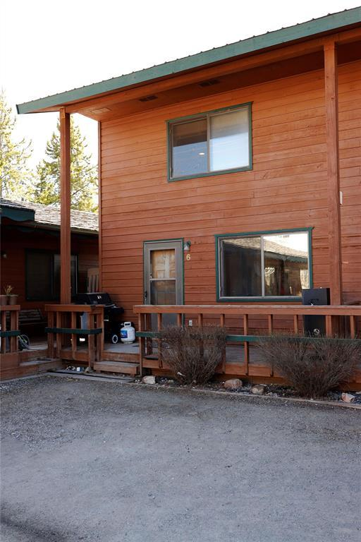 239 Madison Avenue #6, West Yellowstone, MT 59758 (MLS #332489) :: Black Diamond Montana