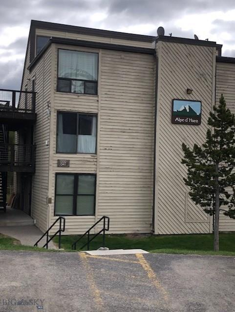 1271 Hill Condo, Big Sky, MT 59716 (MLS #335318) :: Hart Real Estate Solutions