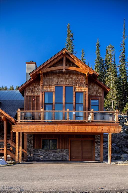 22 Black Eagle Road #22, Big Sky, MT 59716 (MLS #335835) :: Hart Real Estate Solutions