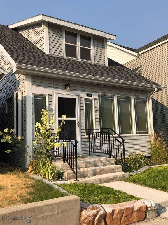 606 W Park Avenue, Anaconda, MT 59711 (MLS #340132) :: Hart Real Estate Solutions