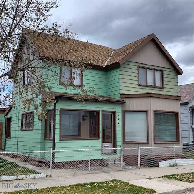 322 Alder Street, Anaconda, MT 59711 (MLS #340485) :: Hart Real Estate Solutions