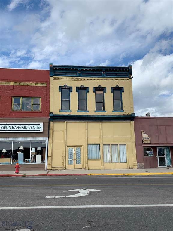 135 E Park, Butte, MT 59701 (MLS #340632) :: Black Diamond Montana