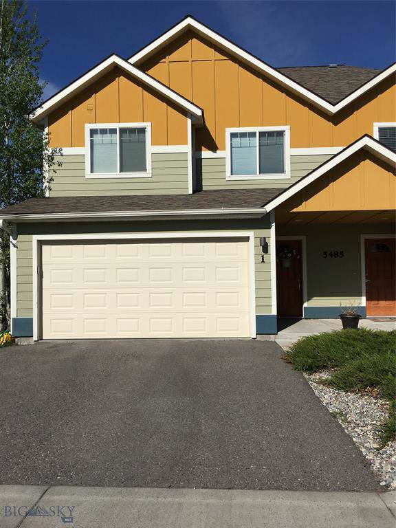 5485 Glenellen Drive #1, Bozeman, MT 59718 (MLS #340707) :: Hart Real Estate Solutions
