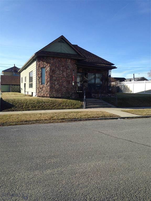 1749 Gaylord, Butte, MT 59701 (MLS #340827) :: Black Diamond Montana