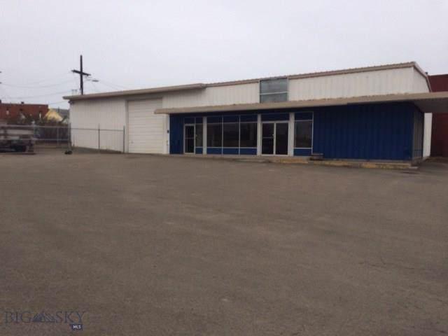 701 E Front, Butte, MT 59701 (MLS #340950) :: Black Diamond Montana