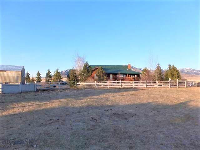 3891 Mt Highway 287, Twin Bridges, MT 59754 (MLS #341091) :: Black Diamond Montana