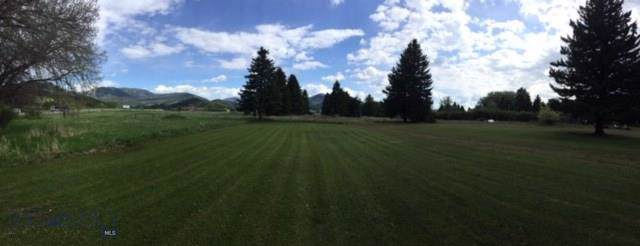 500 Canyon View, Bozeman, MT 59715 (MLS #341101) :: Hart Real Estate Solutions