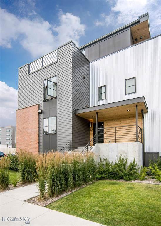 201 & 201 1/2 N Black Avenue, Bozeman, MT 59715 (MLS #341399) :: Hart Real Estate Solutions