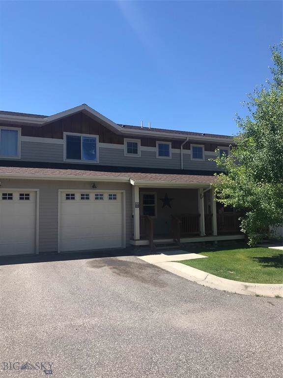 2933 N 27th #10, Bozeman, MT 59718 (MLS #341983) :: Hart Real Estate Solutions