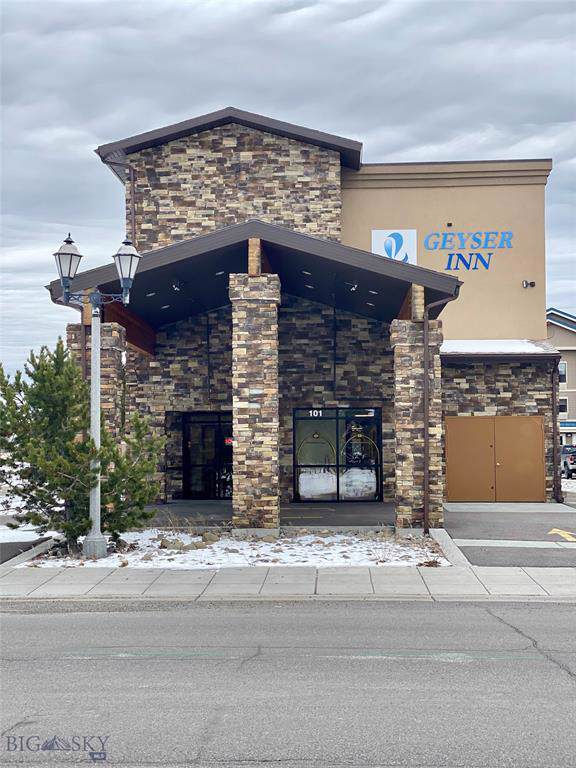 101 S Electric Street, West Yellowstone, MT 59758 (MLS #342130) :: Black Diamond Montana