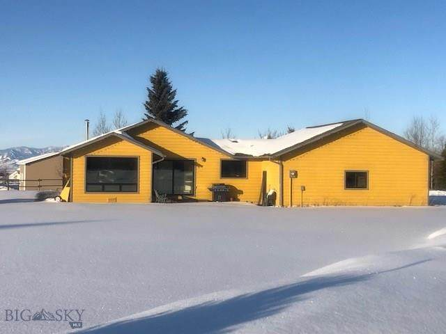 8101 Pinion Place, Bozeman, MT 59718 (MLS #342430) :: Hart Real Estate Solutions