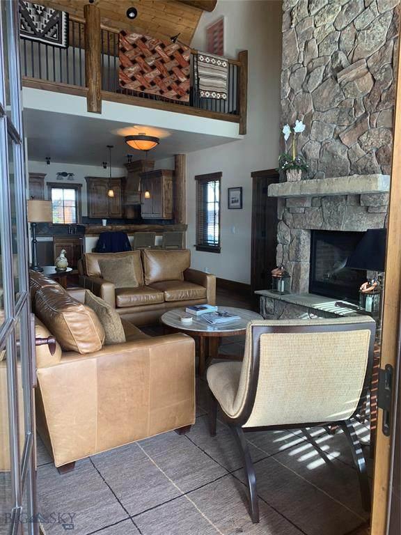 114 Tanager Fork #33, Big Sky, MT 59716 (MLS #344043) :: Hart Real Estate Solutions