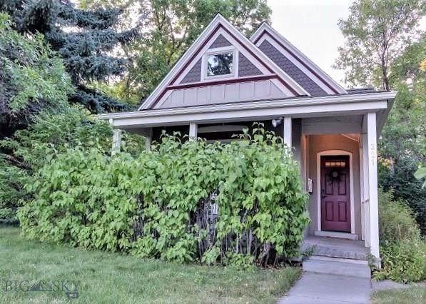321 W Mendenhall Street, Bozeman, MT 59715 (MLS #344076) :: Hart Real Estate Solutions