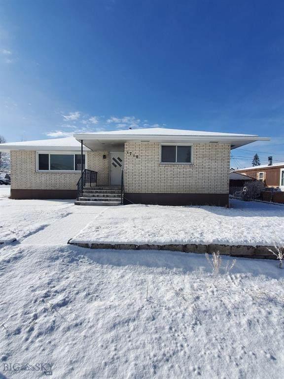 1710 Hobson, Butte, MT 59701 (MLS #344253) :: Hart Real Estate Solutions