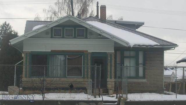 1877 Harrison Avenue, Butte, MT 59701 (MLS #344714) :: Black Diamond Montana