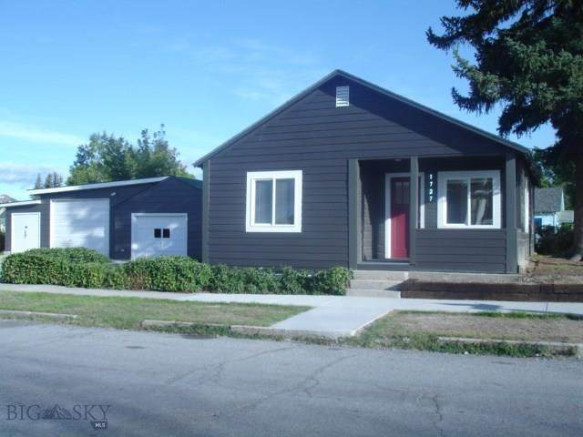 1727 A Street, Butte, MT 59701 (MLS #345342) :: Black Diamond Montana