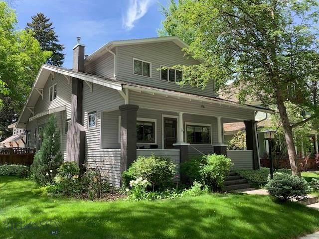 125 S 6th, Bozeman, MT 59715 (MLS #345416) :: Hart Real Estate Solutions