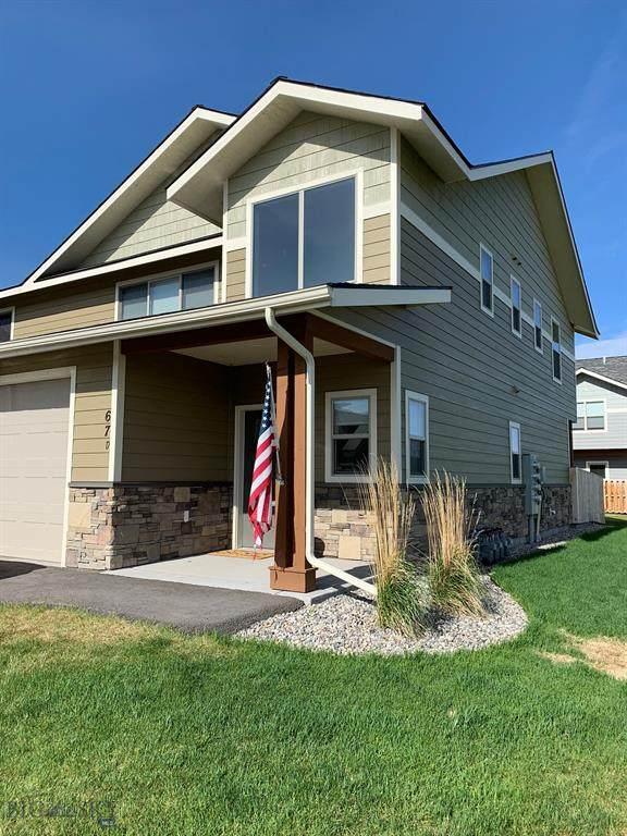 67D Naomi Rose Lane, Bozeman, MT 59718 (MLS #345843) :: Hart Real Estate Solutions
