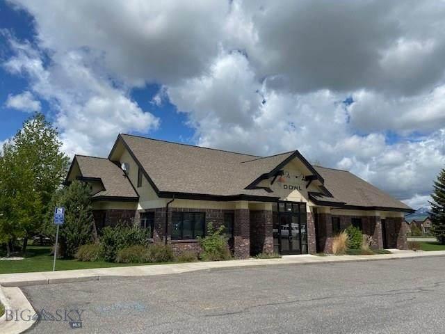 2090 Stadium Drive, Bozeman, MT 59715 (MLS #346480) :: Hart Real Estate Solutions