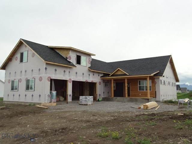 1449 Stewart Loop, Bozeman, MT 59718 (MLS #346808) :: Hart Real Estate Solutions
