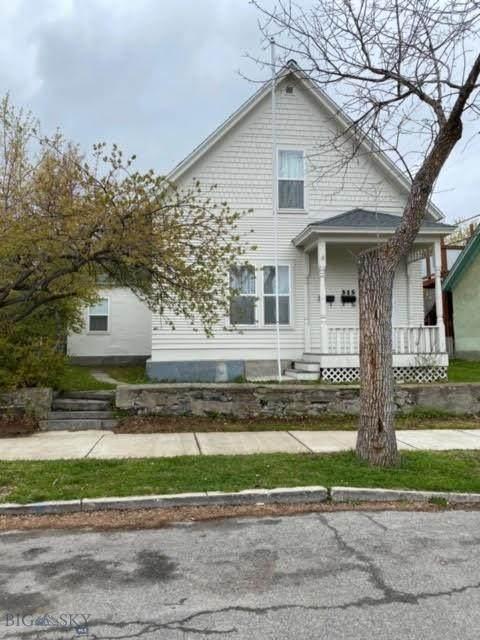 315 9th Avenue, Helena, MT 59601 (MLS #346885) :: Hart Real Estate Solutions