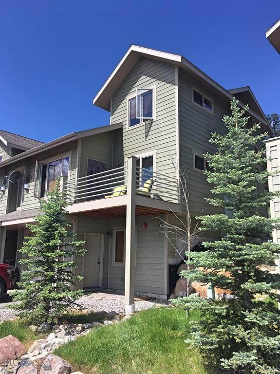 179 Blacktail Buck Drive, Big Sky, MT 59716 (MLS #346938) :: Montana Home Team