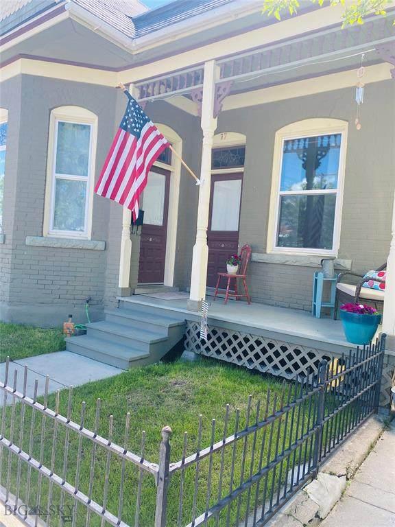 17 N Alabama, Butte, MT 59701 (MLS #346956) :: Hart Real Estate Solutions
