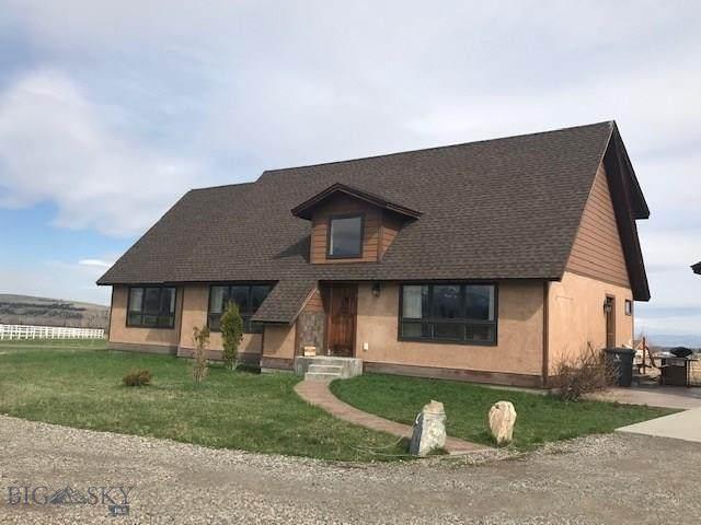 110 Grey Wolf, Bozeman, MT 59718 (MLS #347068) :: Hart Real Estate Solutions