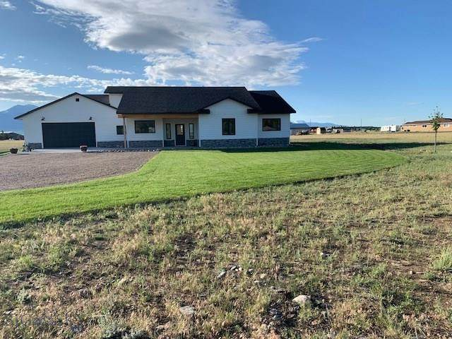 76 Sky View, Ennis, MT 59729 (MLS #348124) :: Black Diamond Montana