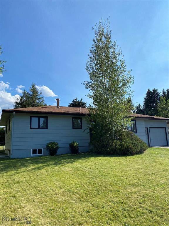 1128 N Cedarview Drive, Bozeman, MT 59715 (MLS #348357) :: Hart Real Estate Solutions
