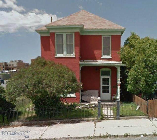 329 S Washington, Butte, MT 59701 (MLS #348659) :: Hart Real Estate Solutions