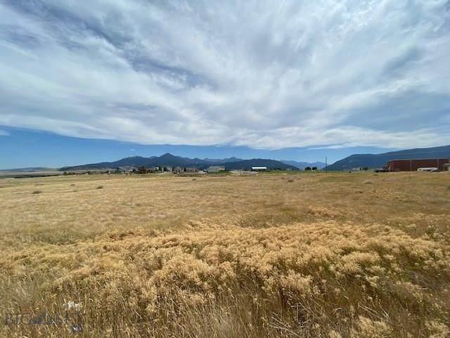 TBD Prairie Drive, Livingston, MT 59047 (MLS #349132) :: Hart Real Estate Solutions