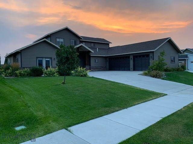 2451 Farrier Lane, Bozeman, MT 59718 (MLS #349220) :: Black Diamond Montana
