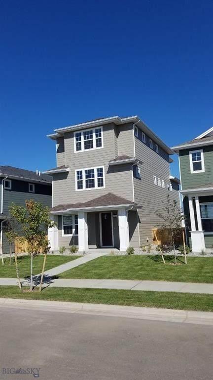 918 Dillinger Drive, Belgrade, MT 59714 (MLS #349316) :: Hart Real Estate Solutions