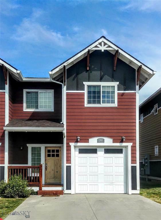 1260 Baxter Creek Way C, Bozeman, MT 59718 (MLS #349476) :: Hart Real Estate Solutions