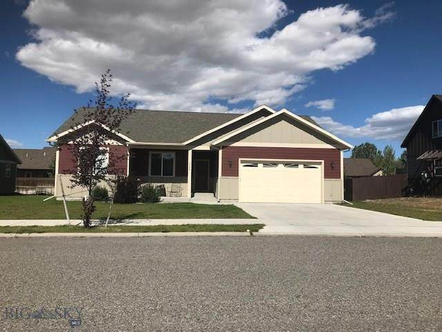 1005 Las Campanas Drive, Belgrade, MT 59714 (MLS #349853) :: Black Diamond Montana