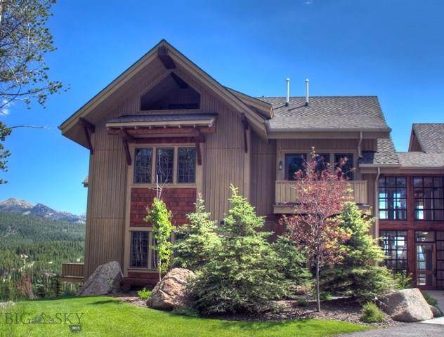 2 Hidden Trail Lane D, Big Sky, MT 59716 (MLS #349954) :: Montana Life Real Estate