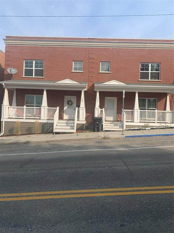 627 W Granite, Butte, MT 59701 (MLS #350333) :: Hart Real Estate Solutions