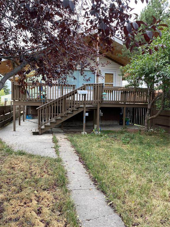 1812 A Street, Butte, MT 59701 (MLS #350442) :: Black Diamond Montana