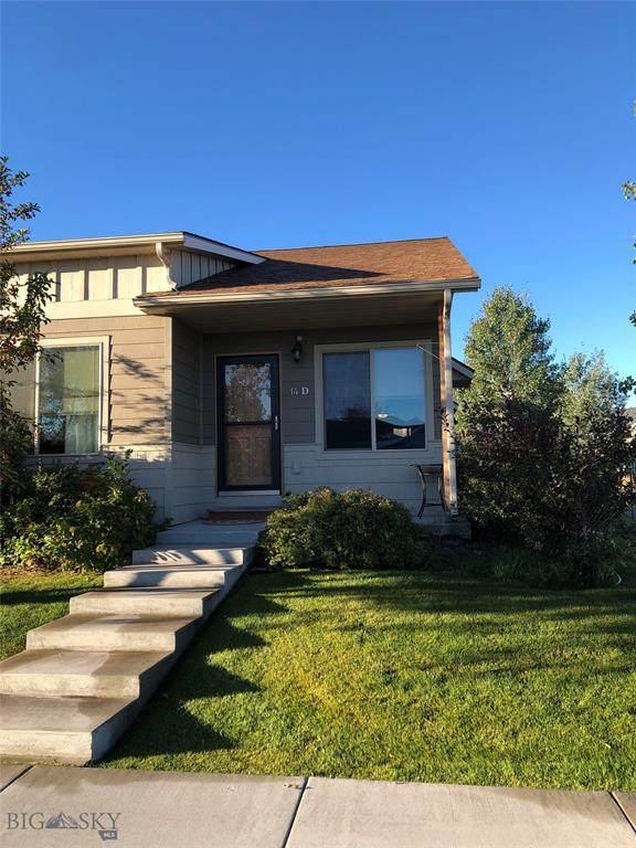 14 Bow Perch D, Bozeman, MT 59718 (MLS #350605) :: Montana Life Real Estate