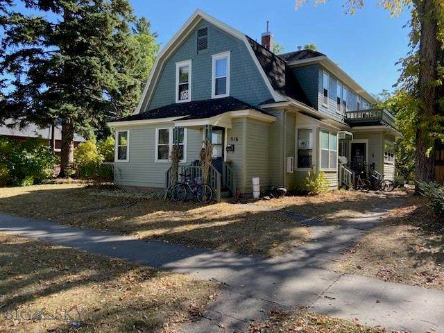 516 W Olive, Bozeman, MT 59715 (MLS #350653) :: Hart Real Estate Solutions