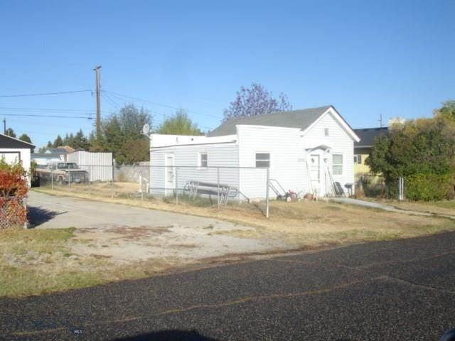 2537 S Dakota, Butte, MT 59701 (MLS #350694) :: Montana Life Real Estate